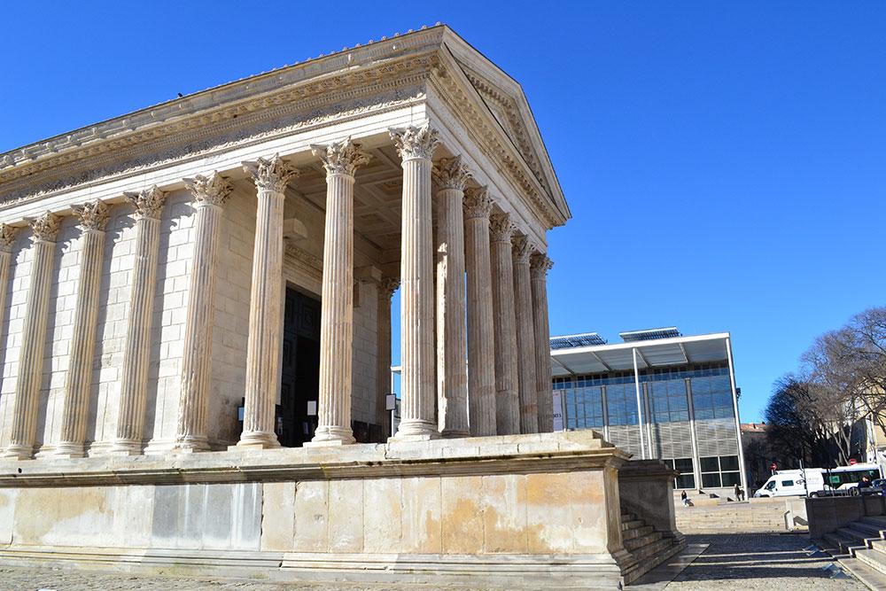 Nîmes Maison Carrée