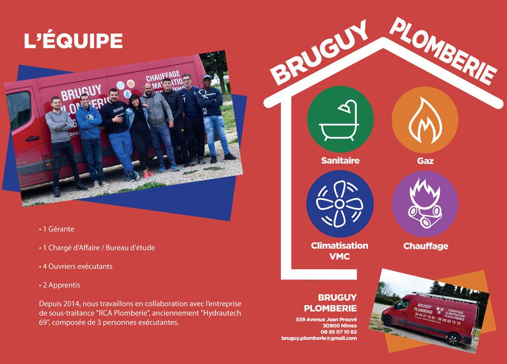 Bruguy Plomberie Recto